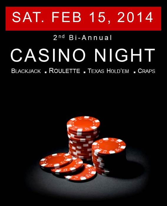 Casino Night!
